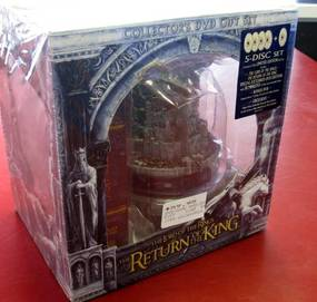 Lord of the Rings -- The Return of the King 5 DVD Collectors Set