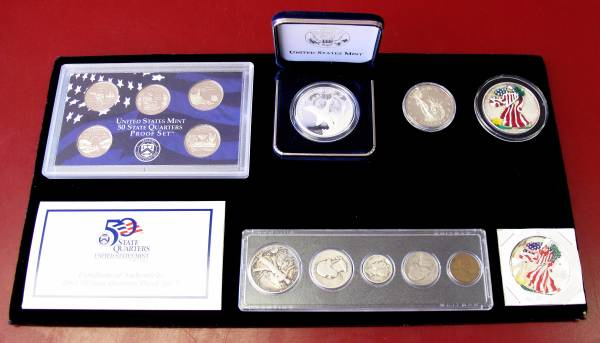 Collectible Coins (2)