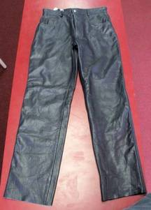 Mens Jamin' Leather Pants