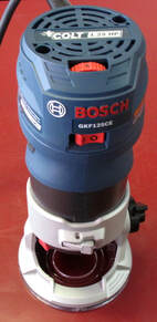 Bosch GFK125CE Router