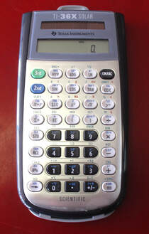 Texas Instruments TI-36X Calculator