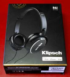 Klipsch R6i Headphones